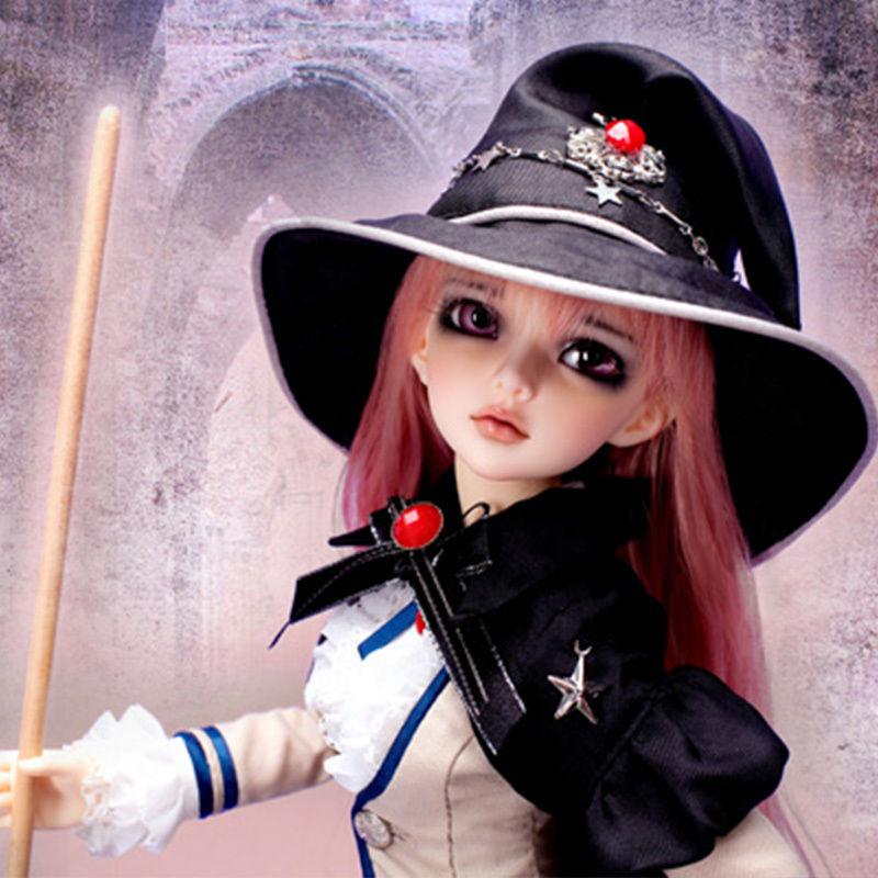 球体関節人形 BJD 本体+眼球(サービス)+メイクアップ済み 1/4ドール 41cm 創作人形 人形製作 カスタマイズ 可愛い 美少女 美しい 海外 人気 ノーブランド品 Mil