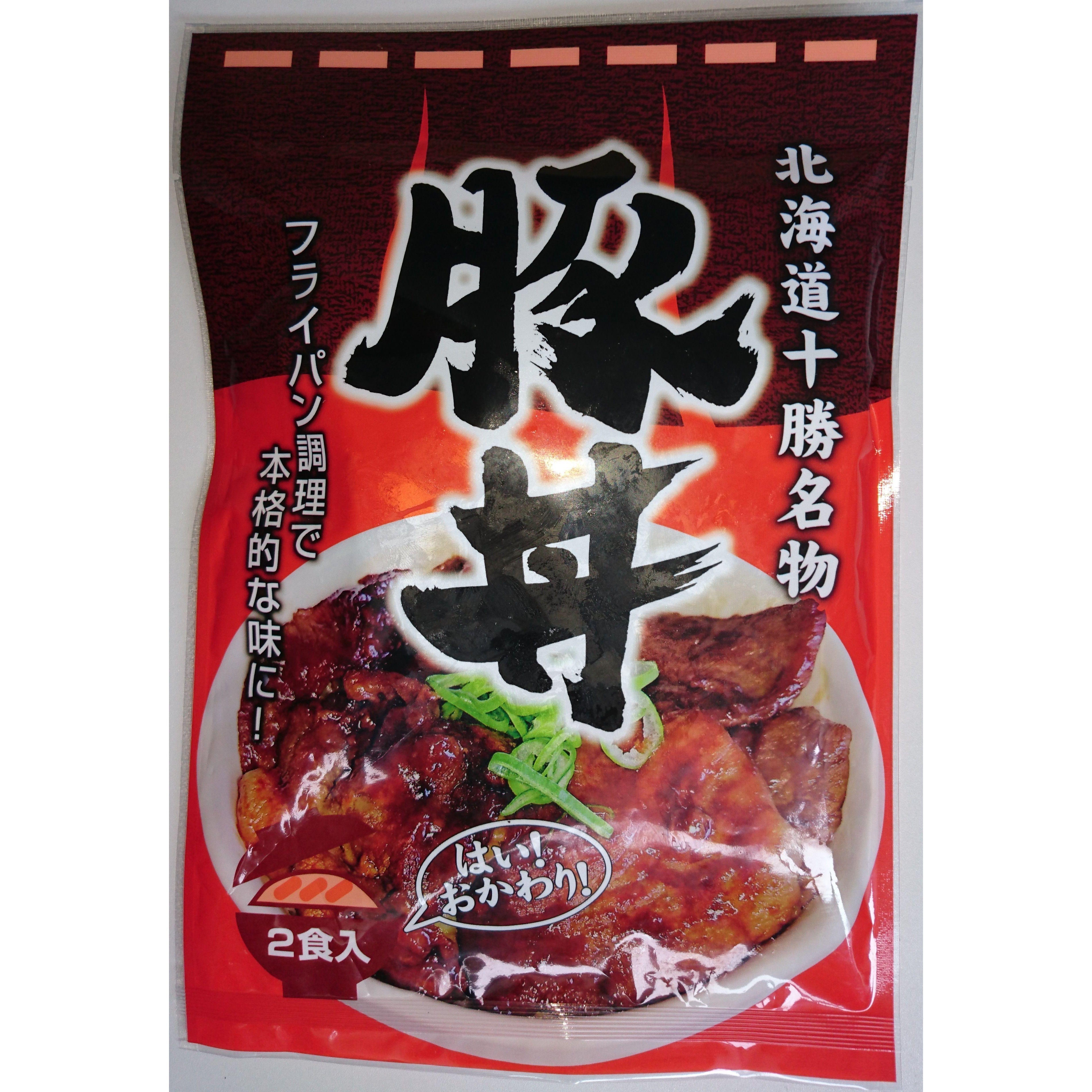 北海道十勝名物 豚丼
