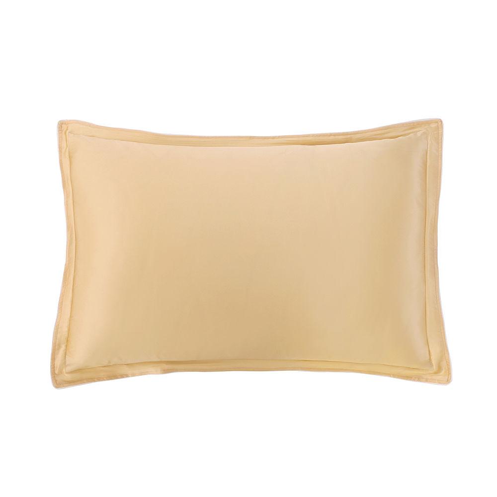 シルク枕カバー シャンパンゴールド