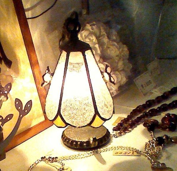 アンティーク調ランプ