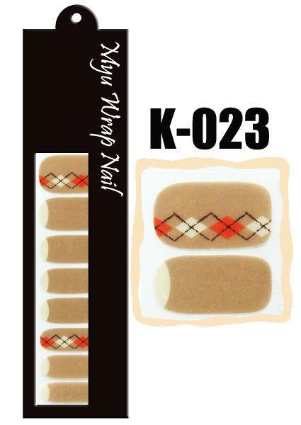 Myu Wrap Nail  K-023