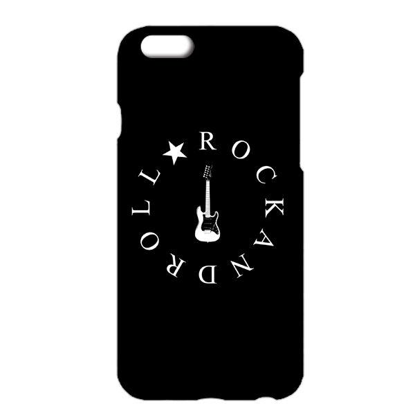送料無料[iPhone ケース]  ROCK AND ROLL  2