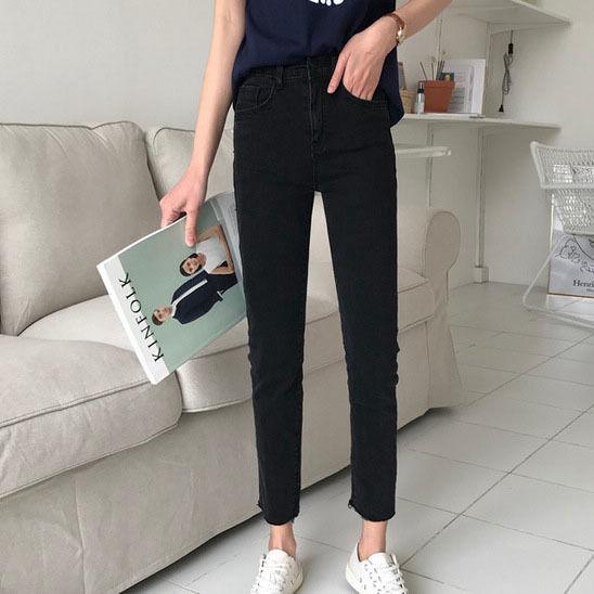 Simple jeans【bt001】