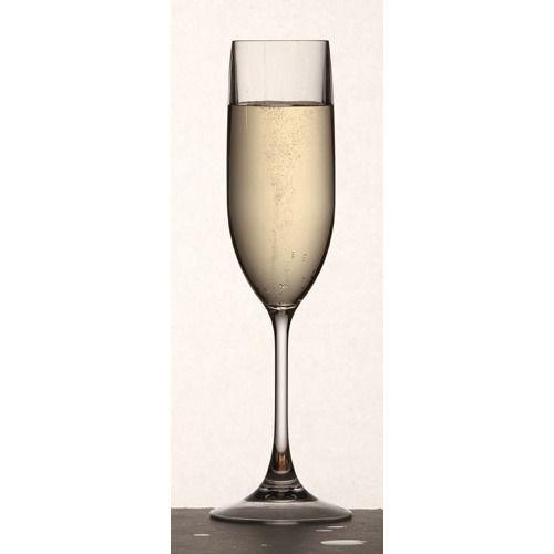 割れない ワイングラス シャンパーニュ 4個セット