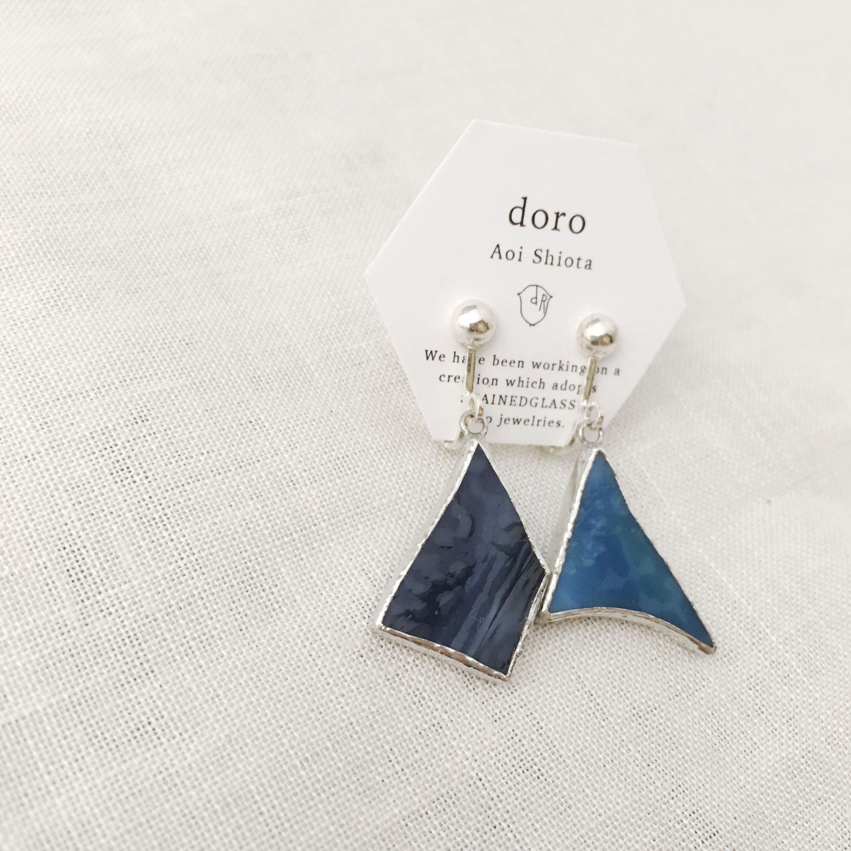 KAKERA Earrings 033 ピアス交換無料
