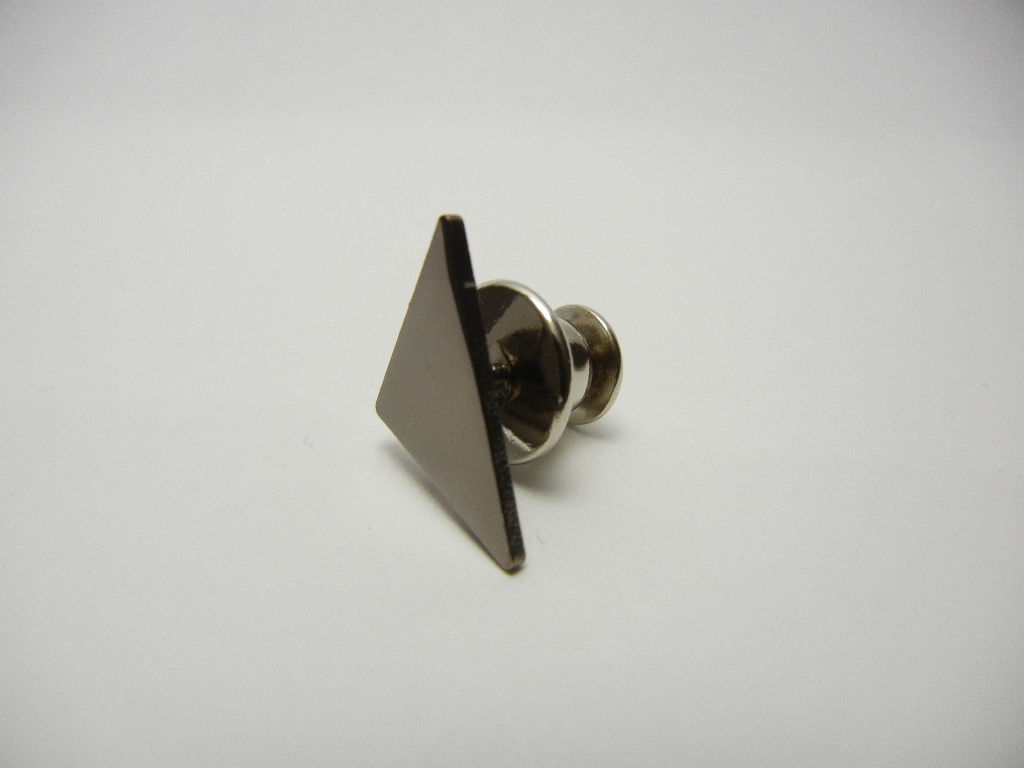 Triangle Pins  (BLACK)