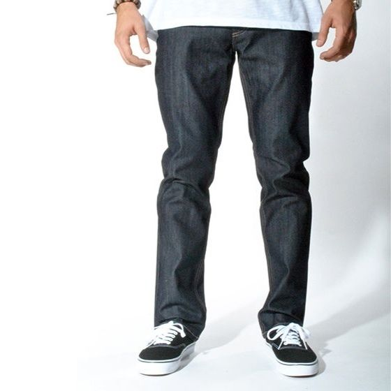 """RUSTIC DIME"" SLIM FIT"" (Raw Indigo)"
