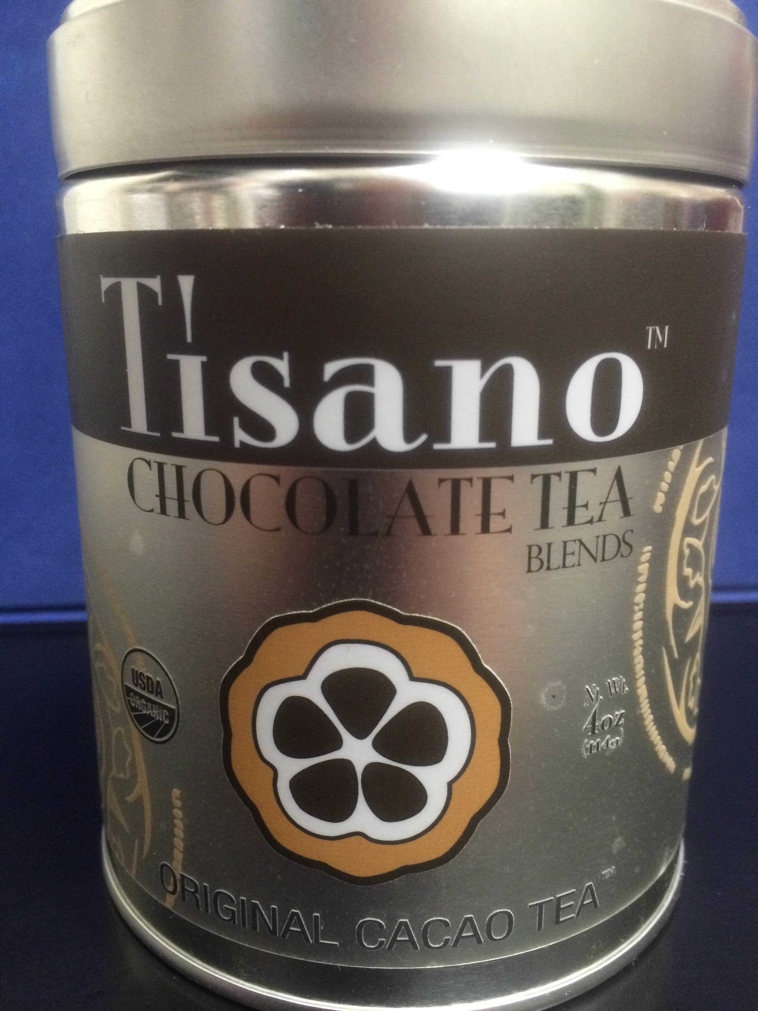 Tisano チョコレートティー(カカオティー)