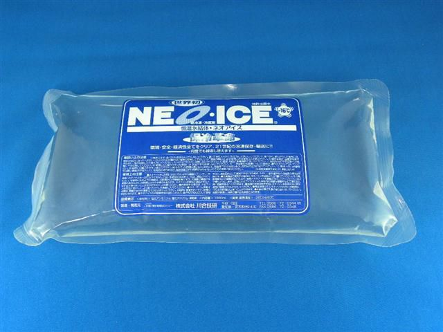 超保冷剤 ネオアイスPro(-16℃) ソフト 1000ml