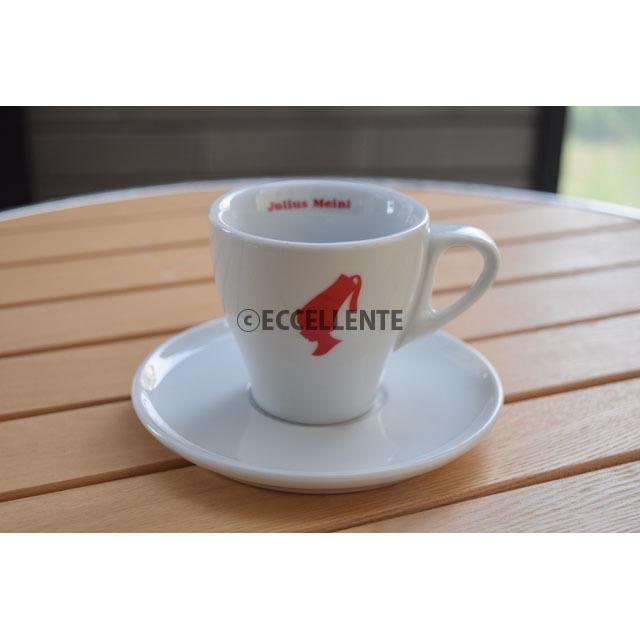 【大人気により再入荷!】【Julius Meinl】Logo メランジュカップ&ソーサー
