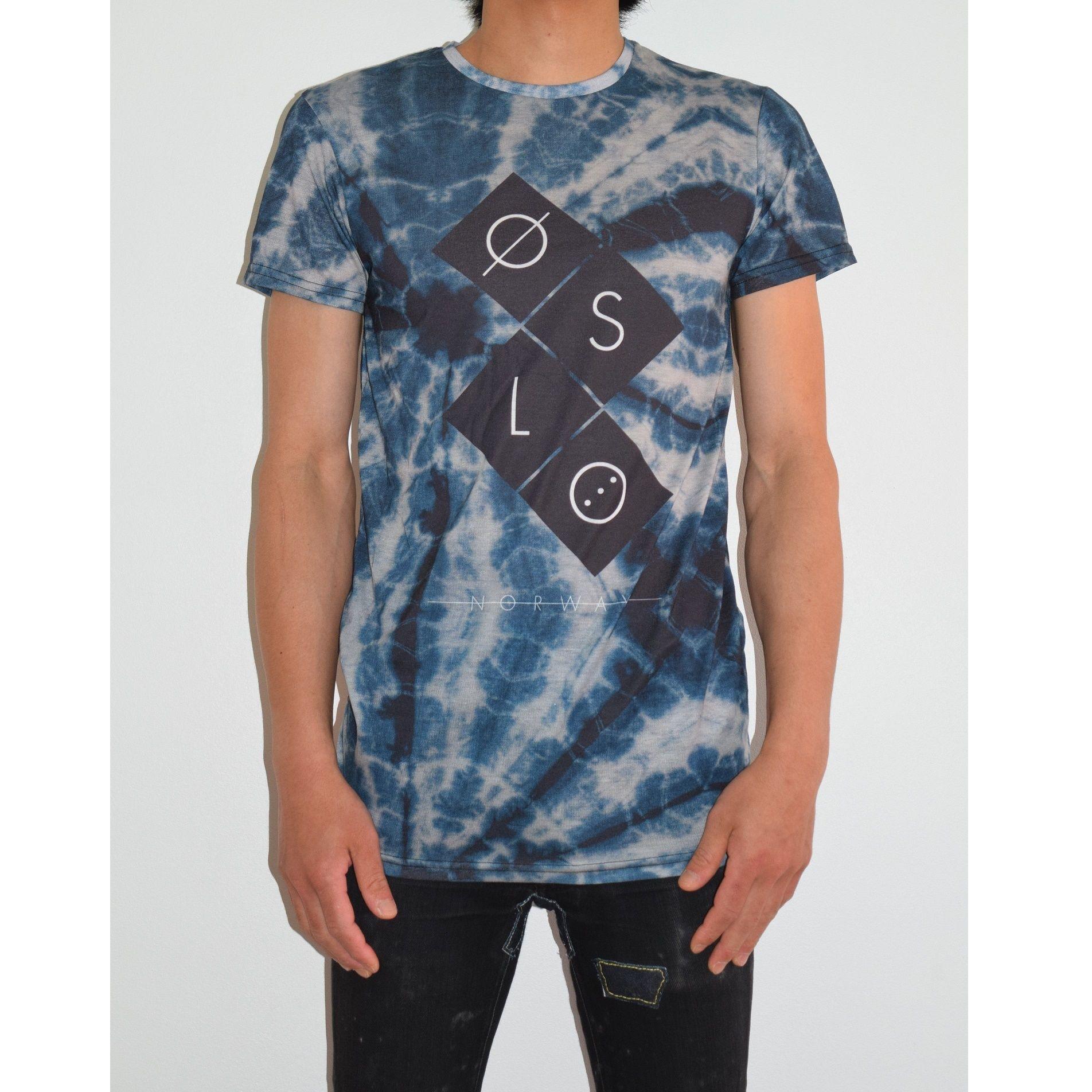 【PRIMARK】オスロタイダイロングTシャツ