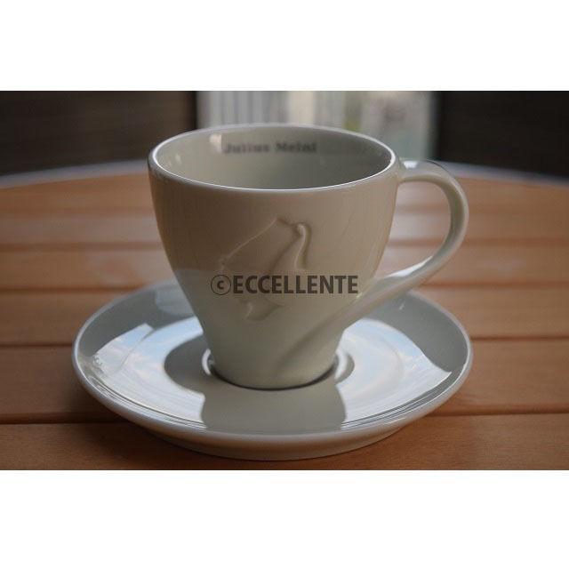 【大人気により再入荷!】【Julius Meinl】Ivory メランジュカップ&ソーサー