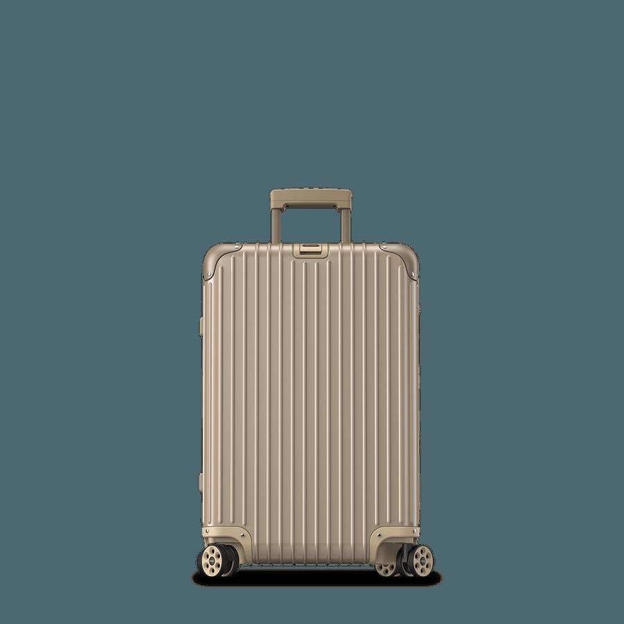 RIMOWA(リモワ) TOPAS Titanium スーツケース  E-TAG  RIMOWA(リモワ) TOPAS Titanium スーツケース 92463035  67.0Lサイズ