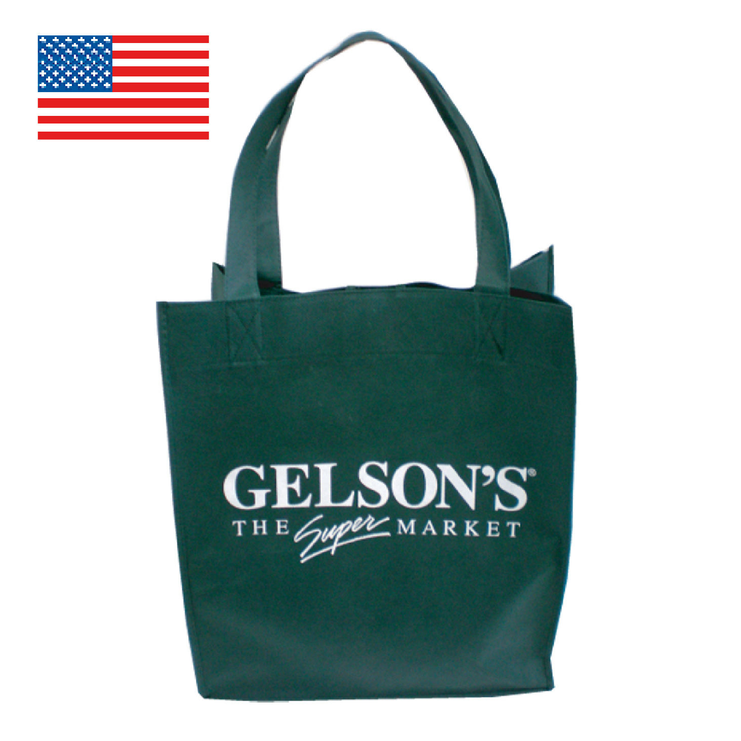 GELSONS ジェルソンズ (トートバッグ/グリーン) アメリカ直輸入
