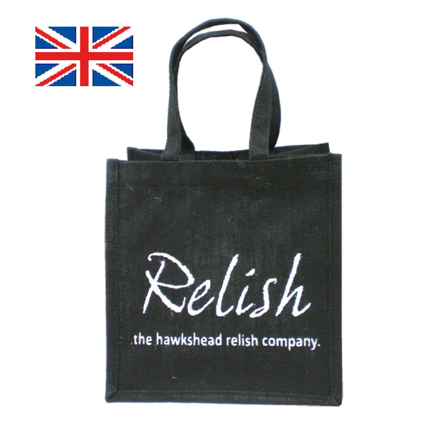 Relish レリッシュ ランチバッグ / ブラック 【イギリス直輸入】