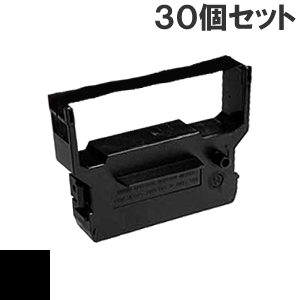 IR-61  ( B ) ブラック インクリボン カセット CITIZEN (シチズン) 汎用新品 (30個セットで、1個あたり800円です。)