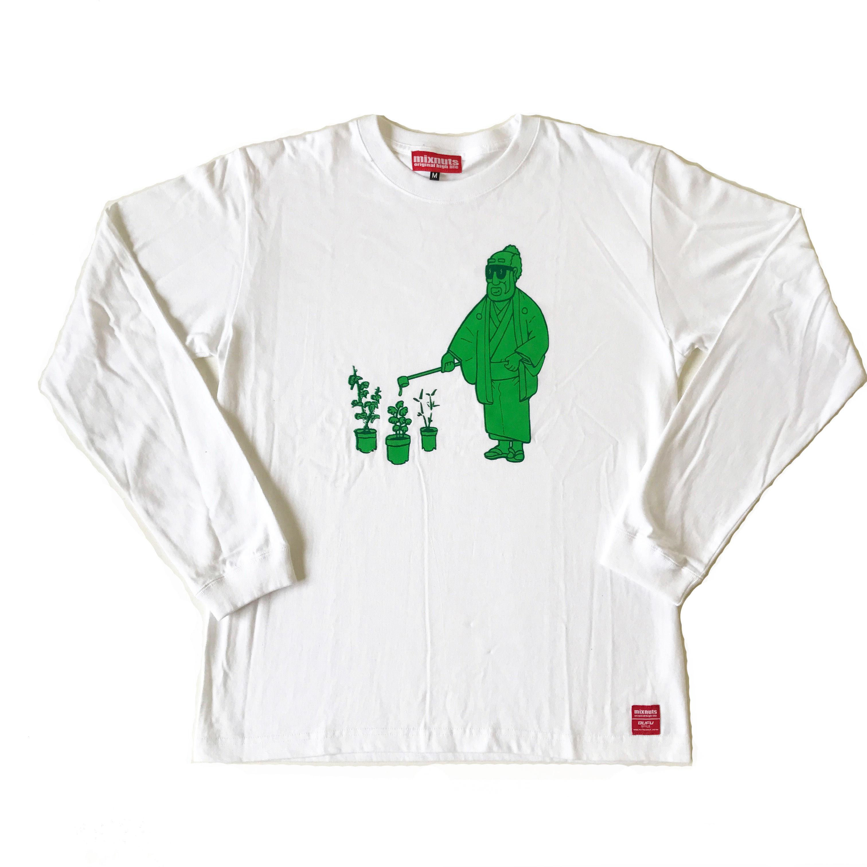 MIXNUTS×EDOCOMIC Long Sleeve T-Shirts