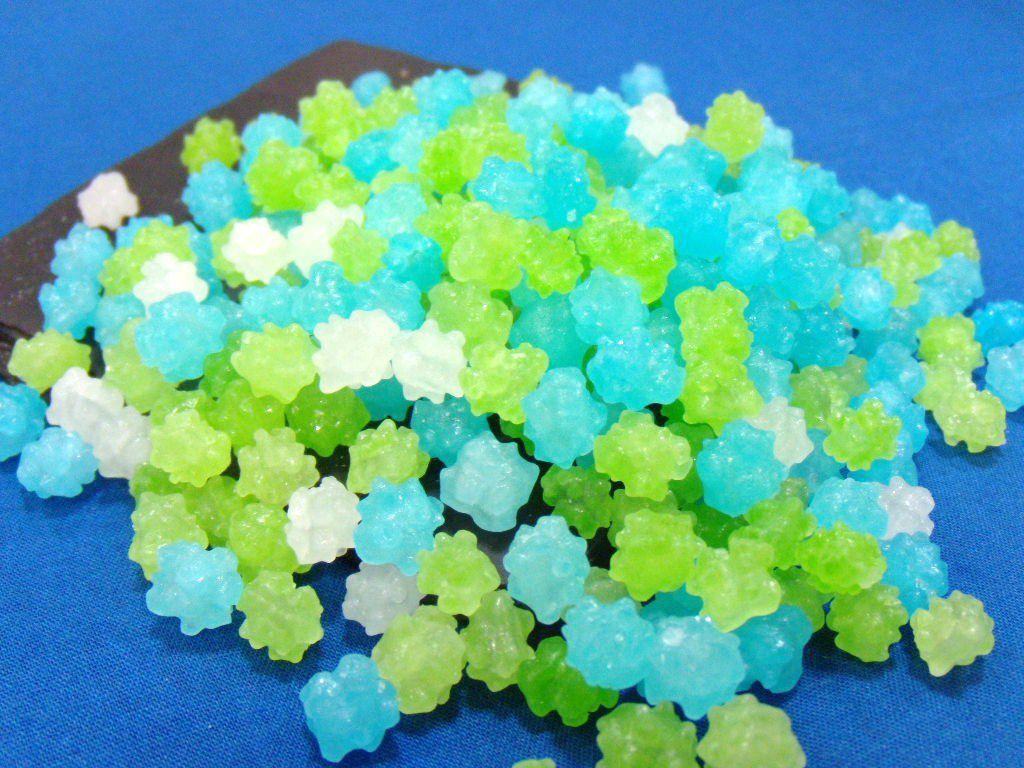 あじさい金平糖(1kg)小粒の紫陽花金平糖♪