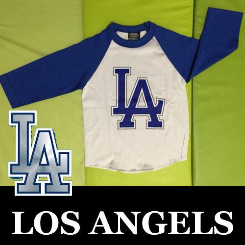 【NEW!!】KIDS L.A ロゴ ロングスリーブTシャツ
