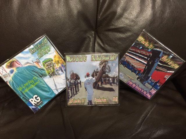 お得なセット販売限定3セット!! SED LOW KEY TV DVD 3枚セット!