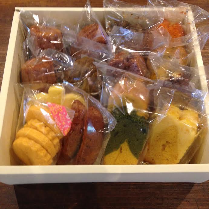 エルヴェラヴィの野菜を使った焼き菓子15個セット