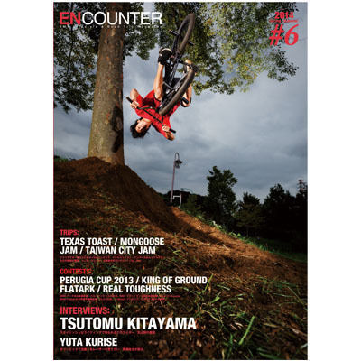 Encounter BMX Magaizne Vol6