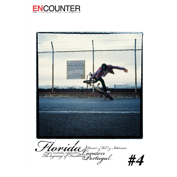 Encounter BMX Magaizne Vol4