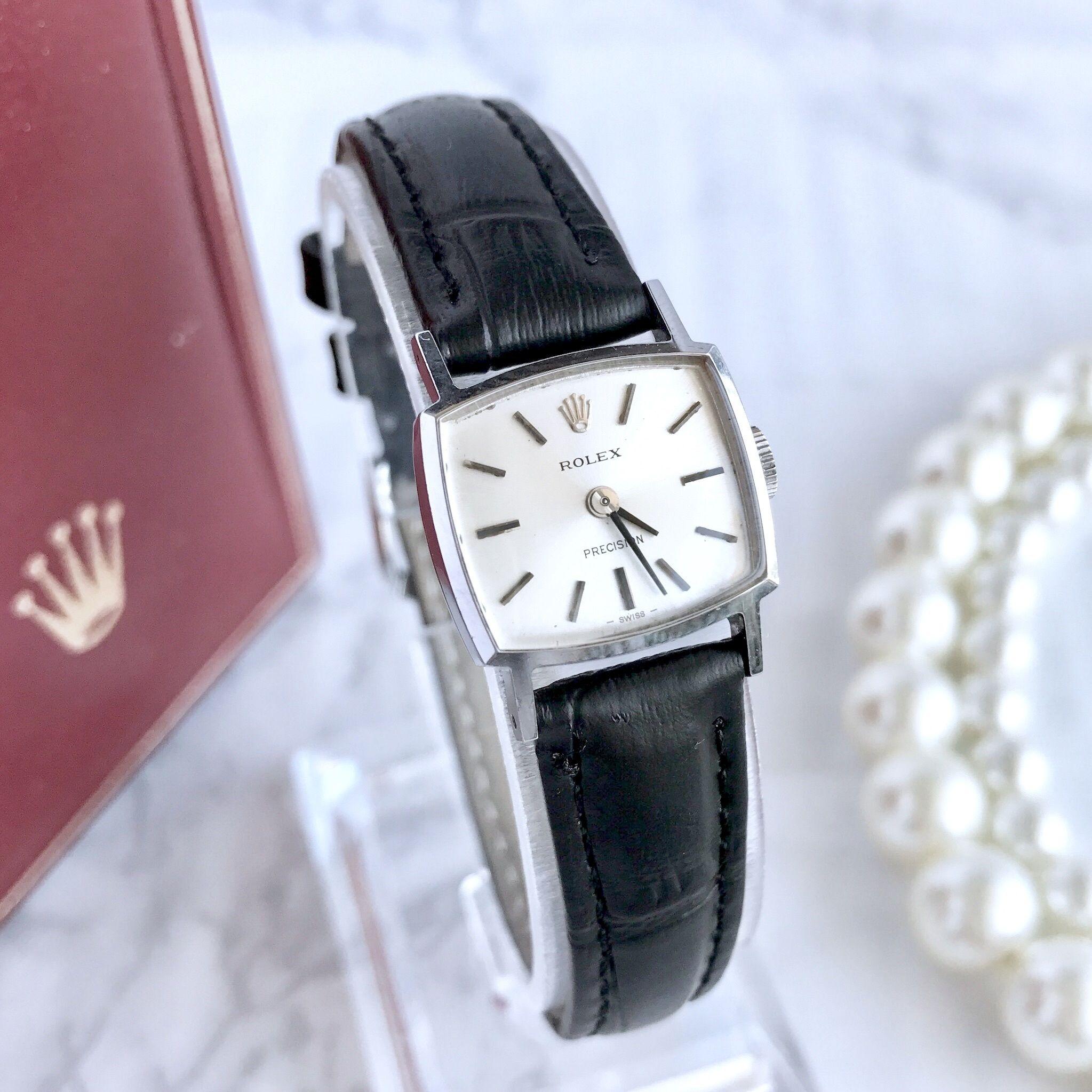 ROLEX ロレックス プレシジョン スモール 腕時計