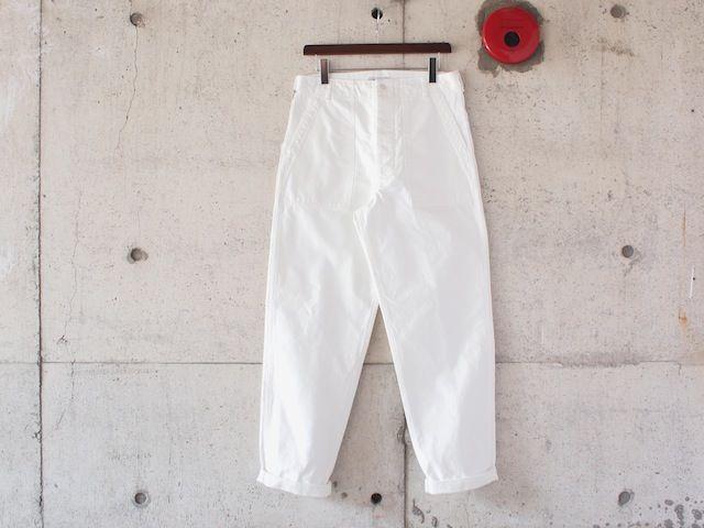 【unisex】Ordinary Fits〈オーディナリーフィッツ〉 BAKER PANTS・ファティーグパンツ(OR-P160) OFF/KHAKI
