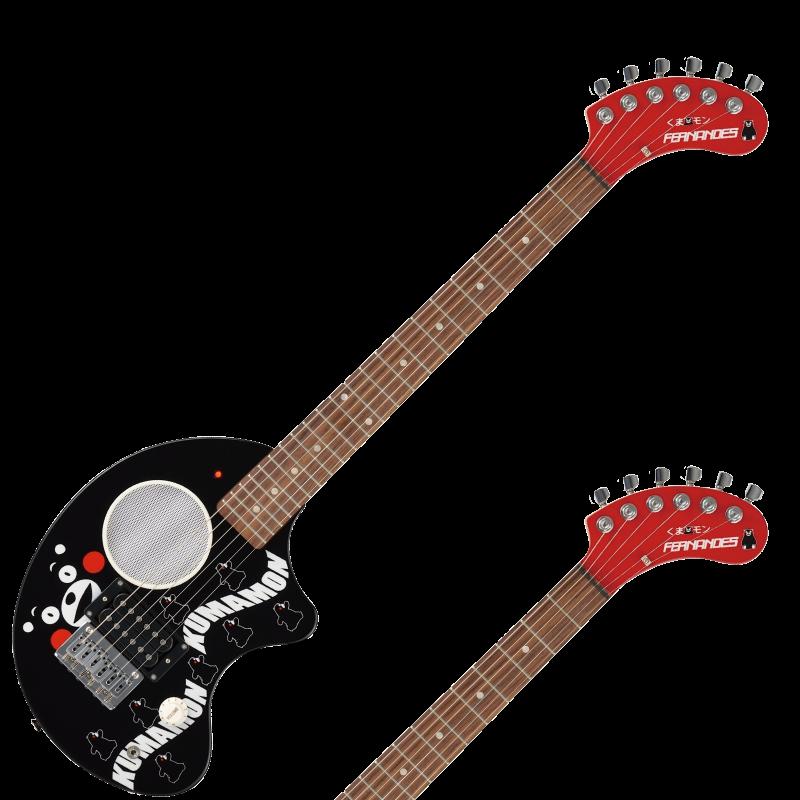 エレキギター ZO-3 KUMAMON STD
