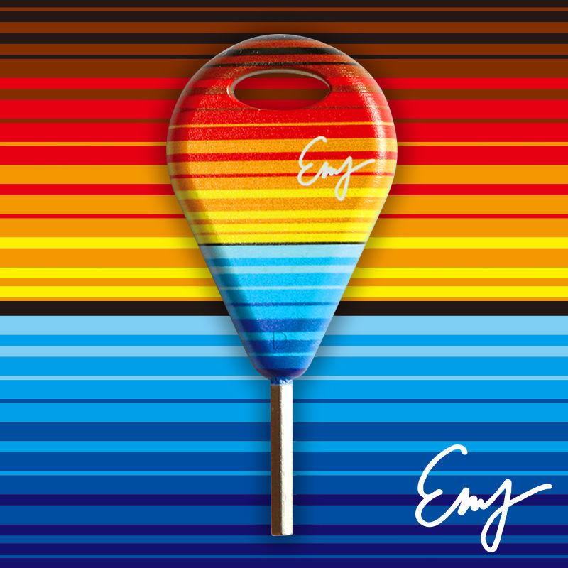 Eny フィンキー Serape-Blue