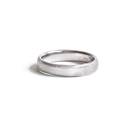 Marriage Texture Ring For Men pt950 (#16, #18)
