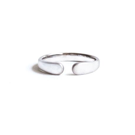 Wrap Ring For Men Pt950 (#16, #18)