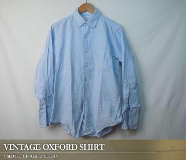 Maurice LRothschild&Co VINTAGE オックスフォードシャツ
