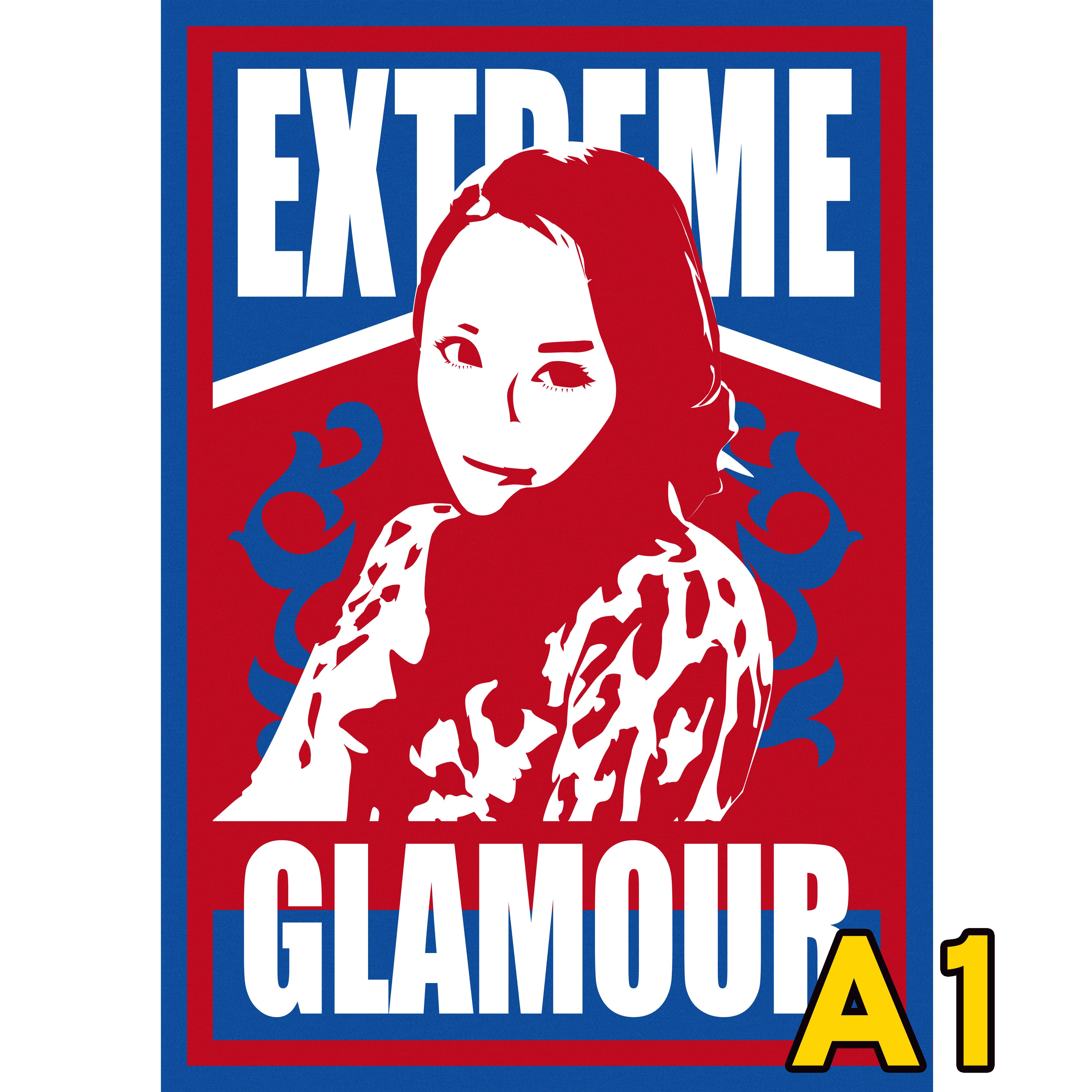【オーダーメイドアート】ポスター・パネルボード/ファッション風/A1サイズ
