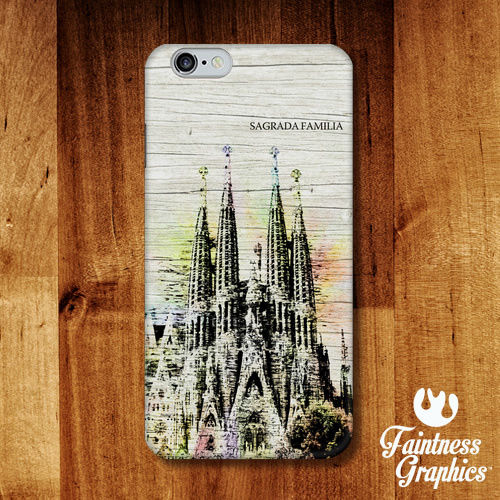 Sagrada Familia (サグラダ・ファミリア) /スマートフォンケース )