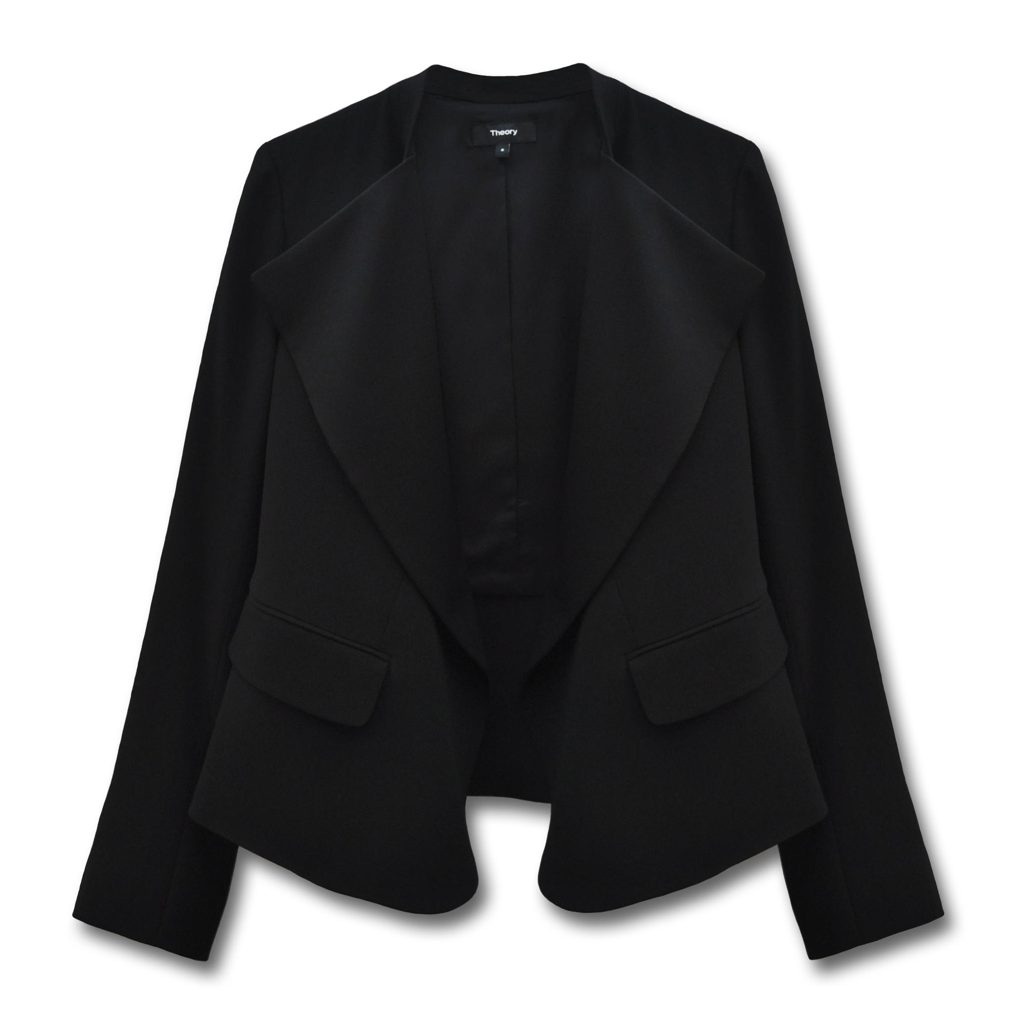 THEORY ショートジャケット| 0