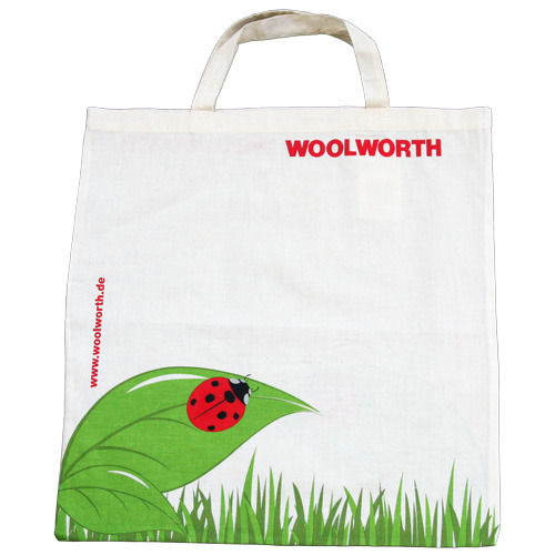 Woolworth Bag / ドイツ チェーンストア エコバッグ