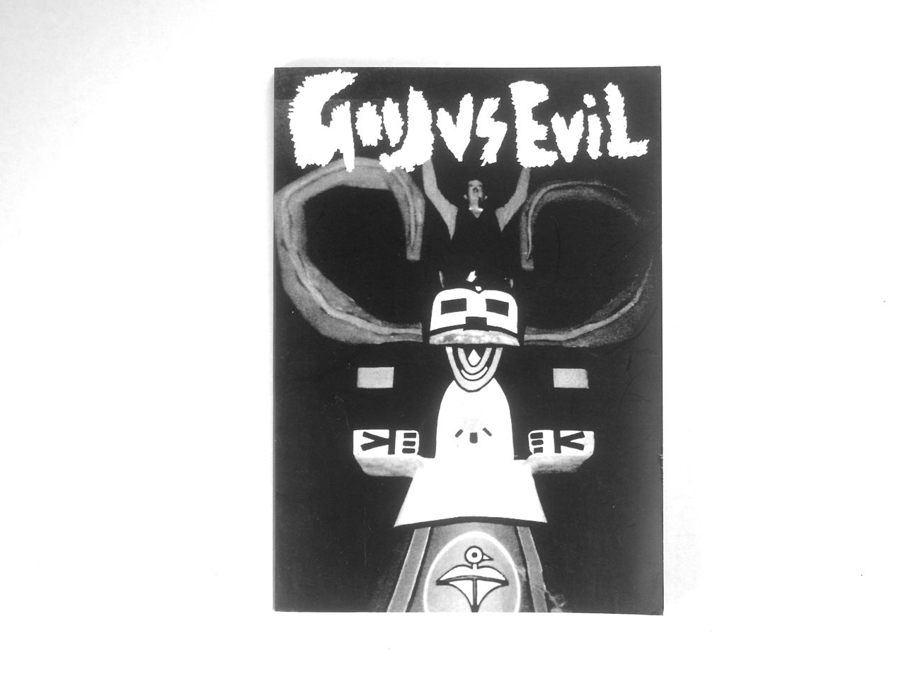 Good vs Evil magazine #3  MAN VS MESCALINE