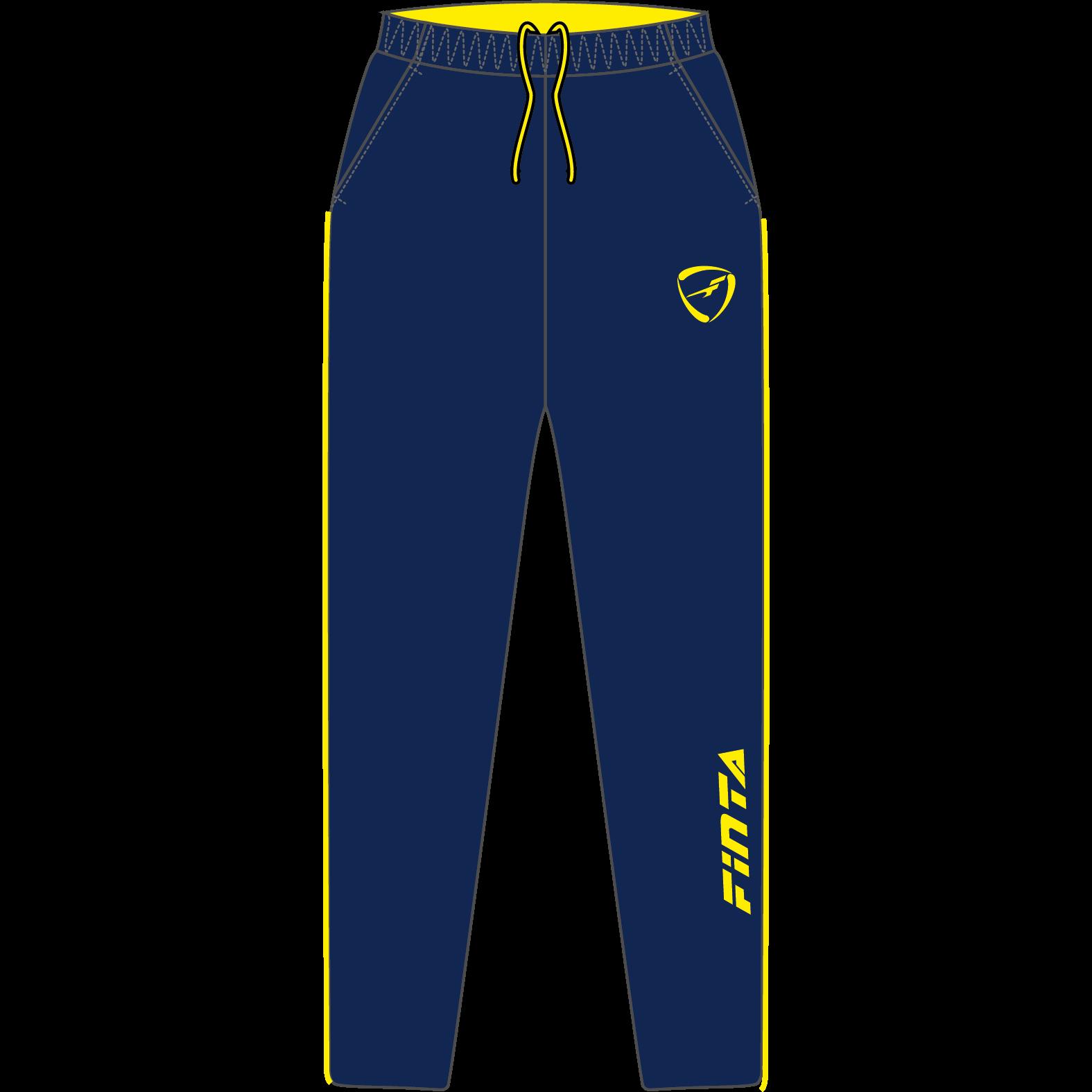 ザスパクサツ群馬選手着用モデル ウォームアップパンツ(ZF1043)