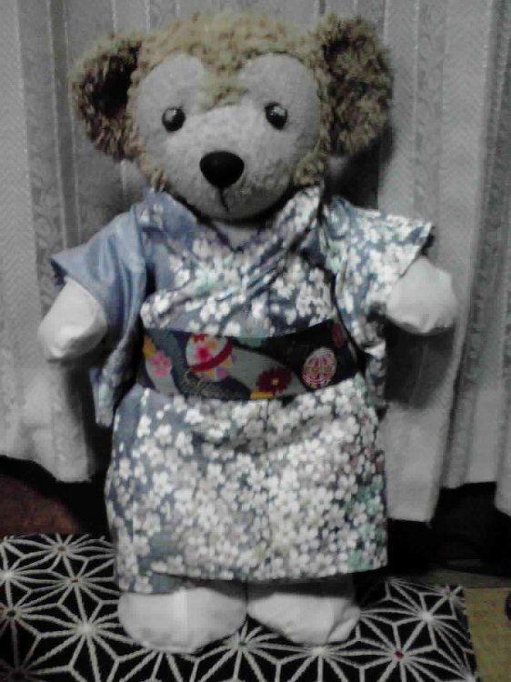 ダッフィーのお洋服(着物16)