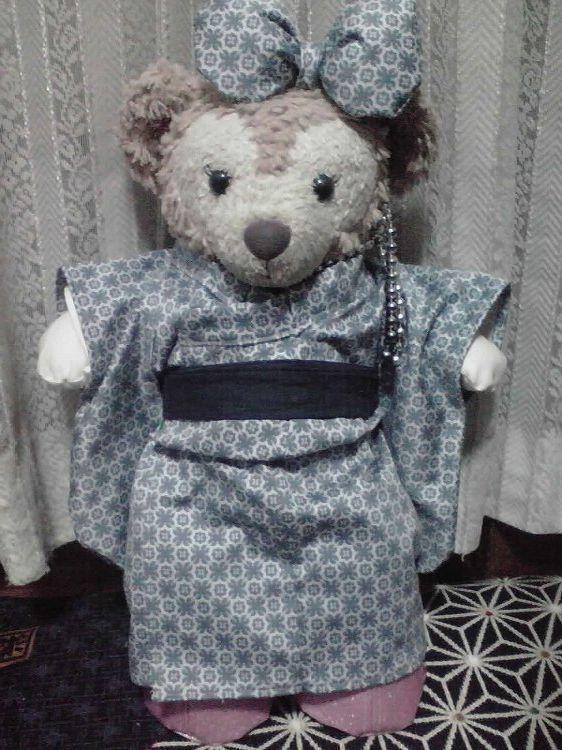 シェリー・メイのお洋服(着物/小袖2)