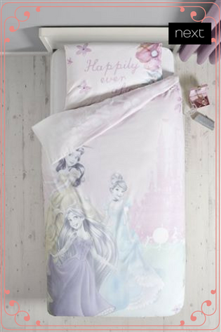 Disney? プリンセス ベッドリネンセット  シングルサイズ 掛×枕カバー