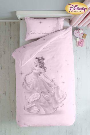 美女と野獣 ベッドリネンシングルサイズ 掛×枕カバー