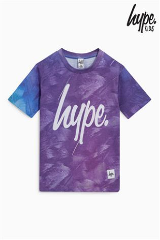 Hype Tシャツ(3歳~12歳)フォレストプリント