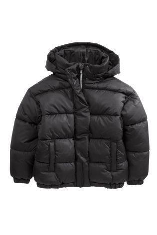 パッド入りジャケット  (3~6歳)  ブラック