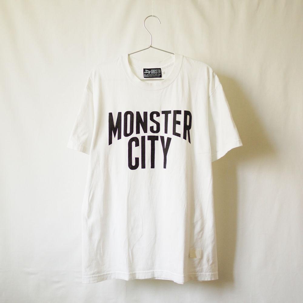 Tシャツ / MONSTER CITY(ホワイト)
