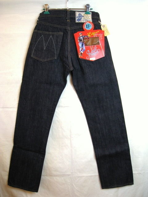 MISTER FREEDOM × SUGAR CANE CALIFORNIAN Blue Jeans SC41215A
