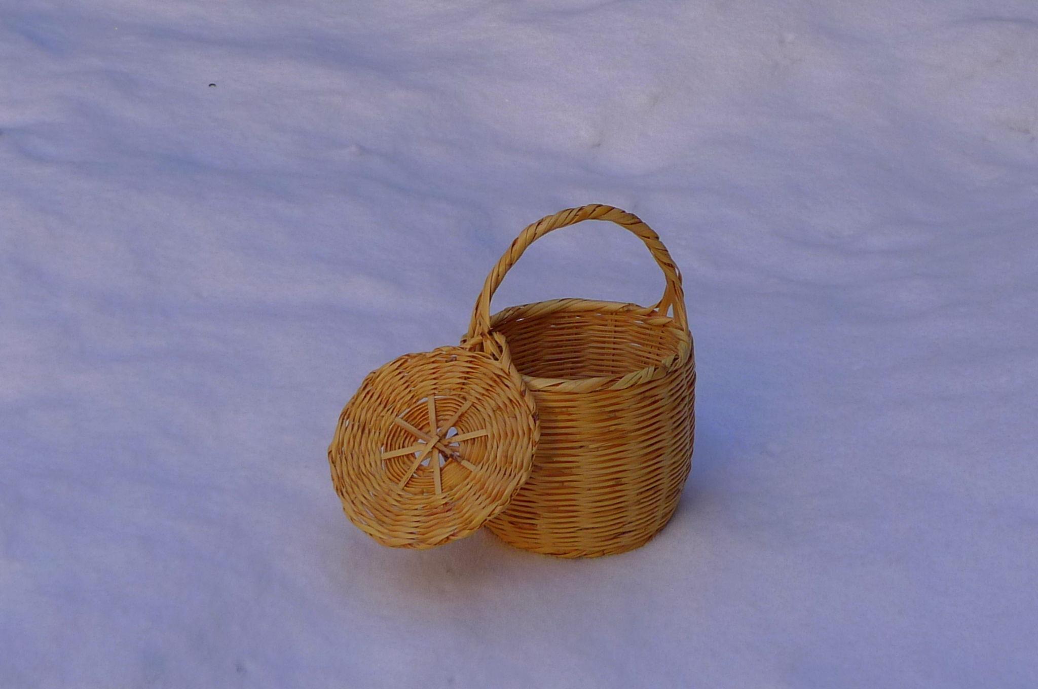 Birkin Basket - S