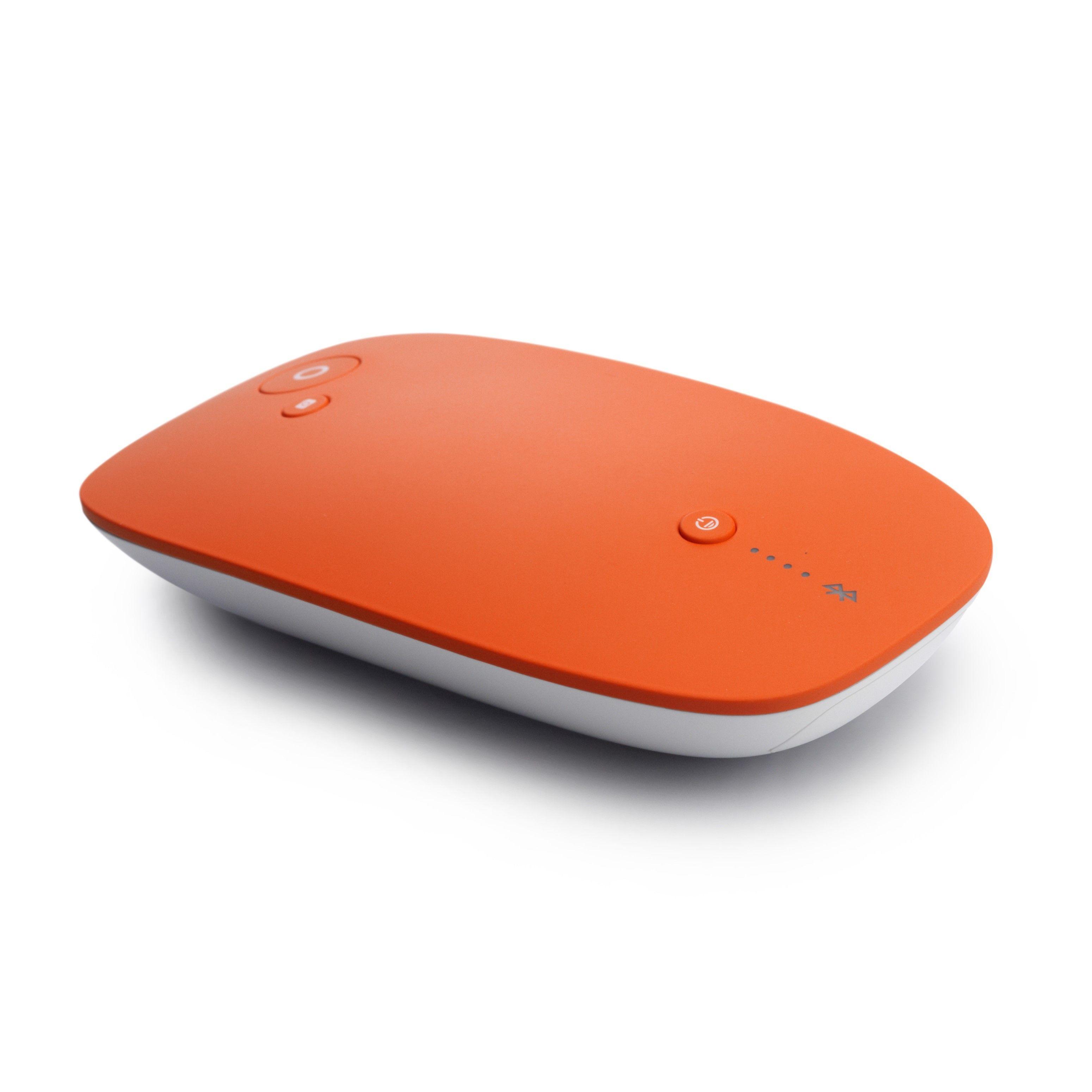 エッセンシャル・プラス Essential Plus【Orange】Size: 133 x 66 x 30 mm